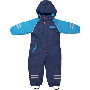 Geggamoja Uni Toddler Vinteroverall Marinblå/Petrol 98/104