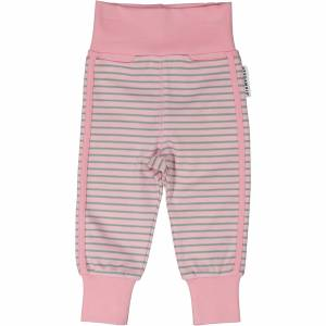 Geggamoja Babytrouser Candy pink str 74/80