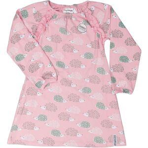 Geggamoja Singoallaklänning Rosa igelkott 110/116