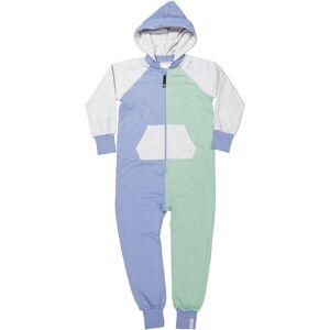 Geggamoja College jumpsuit Trefärgad 74/80