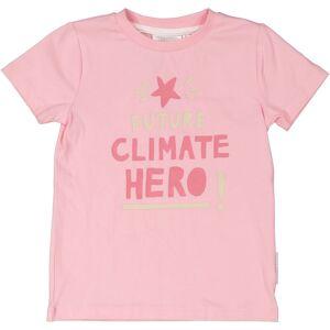 Geggamoja T-shirt Future Climate Hero 122/128