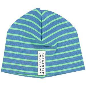Geggamoja Premature cap Marin/green 44 (Prematur)