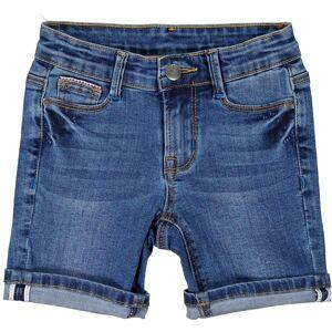 Geggamoja Unisex- Denim shorts 134/140