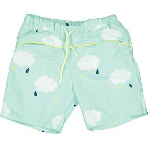 Geggamoja UV-shorts Moln 134/140