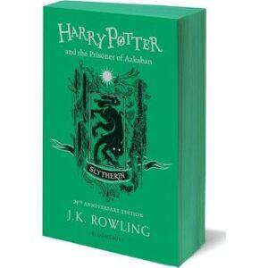 Harry Potter and the Prisoner of Azkaban - Slytherin by J.K. Rowling