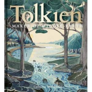 Tolkien: Maker of Middle-earth by Catherine McIlwaine