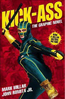 Kick-Ass - (Movie Cover) by Mark Millar