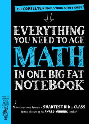 Everything You Need to Ace Math in One Big Fat by Workman Publishing