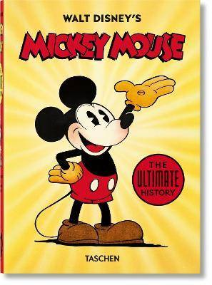 Walt Disney's Mickey Mouse. The Ultimate History. by David Gerstein