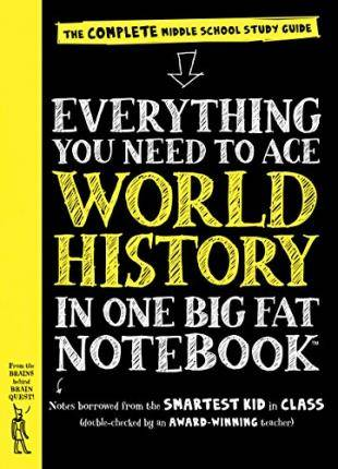Everything You Need to Ace World History in One by Workman Publishing