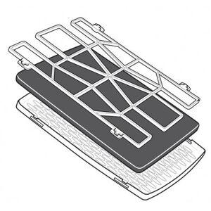 Franke - Metalltrådsfilter komplett med filterkorg grå 200-serien