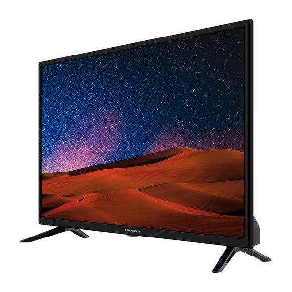 Schneider Smart-TV Schneider SC450K 32'''' HD DLED WIFI Svart