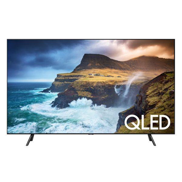 Samsung Smart-TV Samsung QE55Q70R 55'''' 4K Ultra HD QLED WiFi Svart
