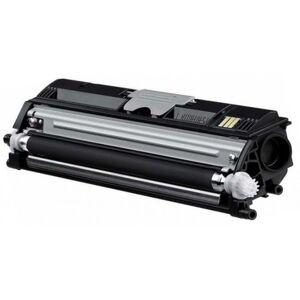 Konica Minolta 1600BK (A0V301H) Lasertoner, Svart, Kompatible, 2500 print