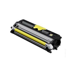 Konica Minolta 1600Y (A0V306H) Lasertoner, Yellow, Compatible, 2500 print