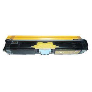 Konica Minolta C15 Y TNP32Y (A0V306P) Lasertoner, Yellow, Compatible (2700 print)
