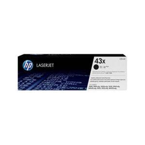 HP 43X BK original lasertoner (30000 sidor)