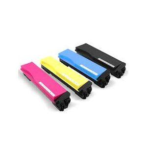 Kyocera TK560 combo pack 4 stk kompatibel lasertoner (42000 sidor)