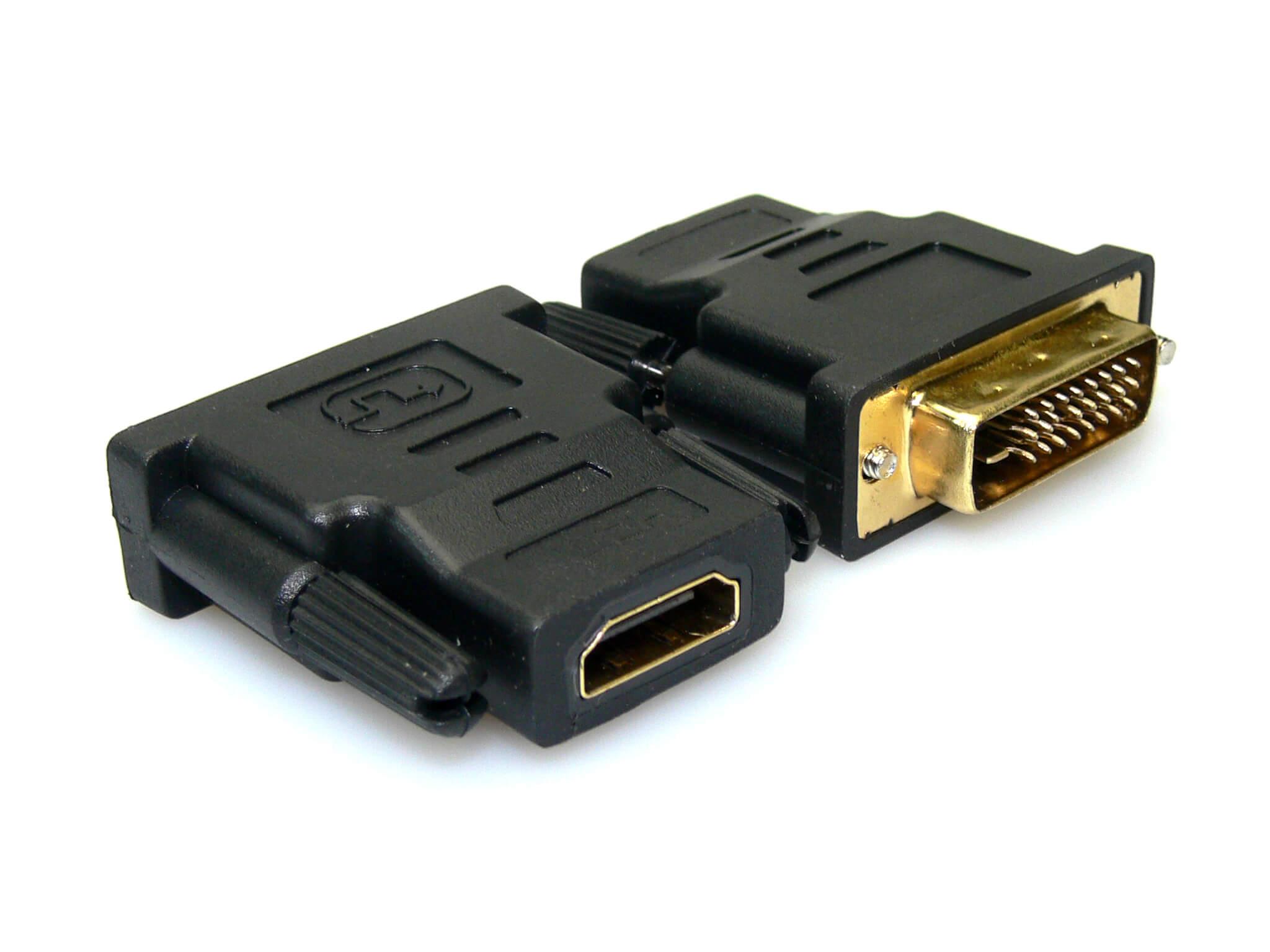 Sandberg Adapter Dvi-M - Hdmi-F