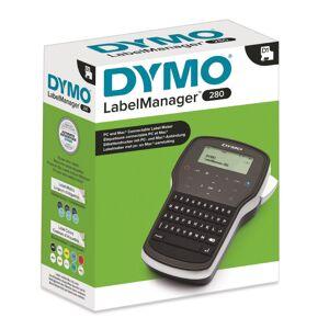 Despec Dymo Labelmanager 280 Svart/silver