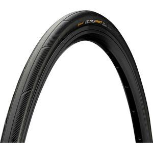 Continental Ultra Sport III Wire Racerdäck - 700c 23c Black / Black