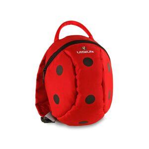 LittleLife Toddler Animal Ryggsäck (2 l) - One Size Ladybird