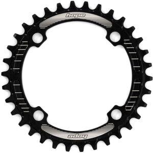 Hope Retainer – Kedjehjul med varierande tandbredd - Svart