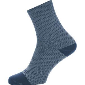 Gore Wear C3 Dot Mid Strumpor  - 35-37 cloudy blue/deep wat   Strumpor