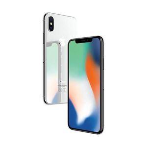Apple Begagnad iPhone X 64GB Silver ERBJUDANDE