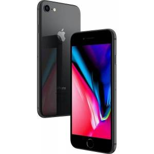 Apple Begagnad iPhone 8 256GB Svart