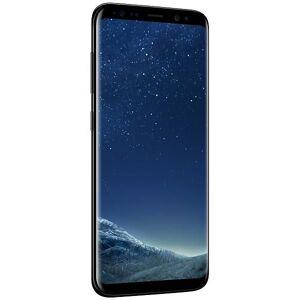 Samsung Begagnad Samsung S8 64GB Svart Grade A