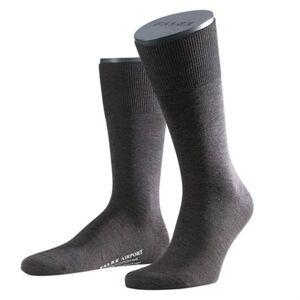 Falke Airport Men Socks Dark Brown