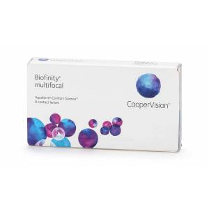 CooperVision Biofinity Multifocal Linser