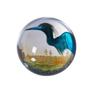 AB Filipiniana Sweden Arts & Crafts Blue Bird brevpress blå/beige