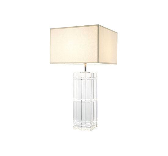 Eichholtz Universal bordslampa nickel