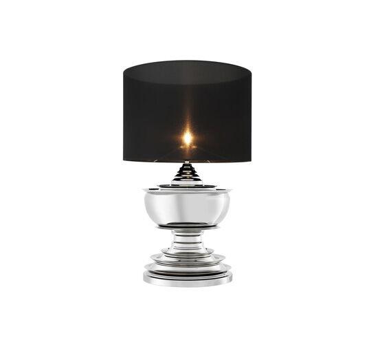 Eichholtz Bordslampa Pagoda Nickel