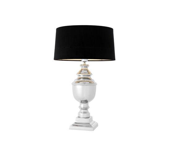 Eichholtz Bordslampa Trophy Nickel