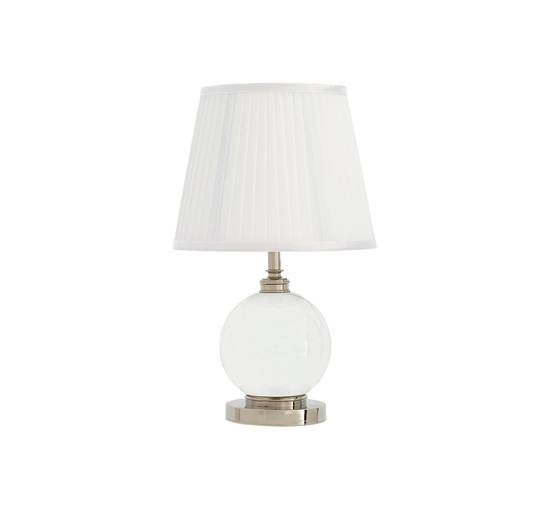 Eichholtz Bordslampa Octavia Nickel