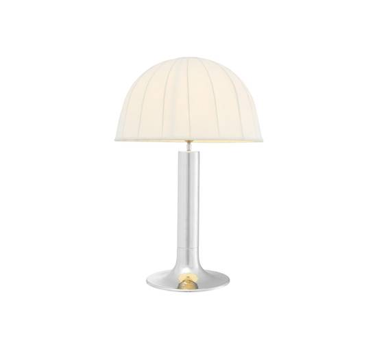 Eichholtz Bordslampa Veronique nickel