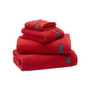 Newport Fisher Island Handduk Röd