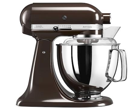 KitchenAid Artisan 175 Köksmaskin 4,8L Espresso
