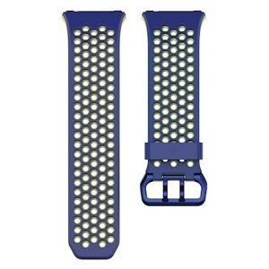 Fitbit Ionic Sportarmband BL/YE L