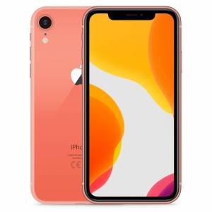 Apple iPhone XR 64GB Korall