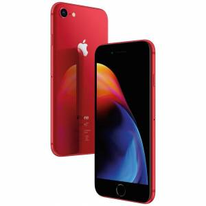 Apple iPhone 8 256GB Röd