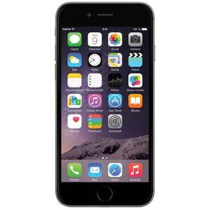 Apple iPhone 6 64GB Rymdgrå Touch ID Fungerar ej