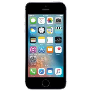 Apple iPhone SE 64GB Rymdgrå