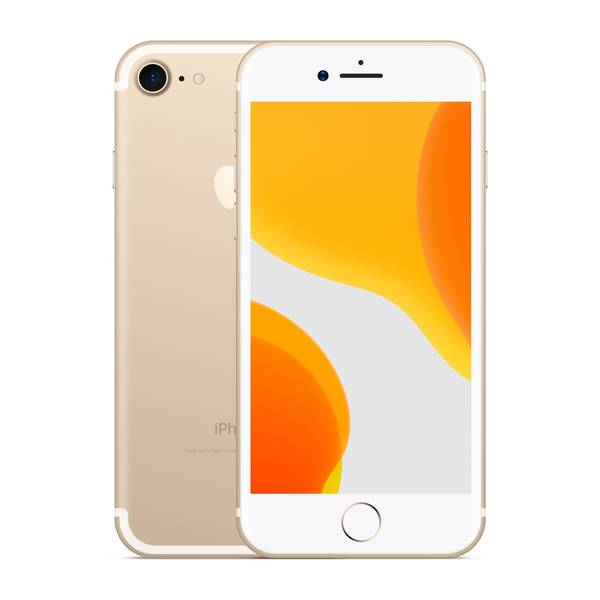 Apple iPhone 7 128GB Guld Klass: C