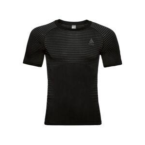Odlo Performance Light - Svett t-shirt - Herr - Svart - Str. M