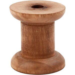 Creativ Company Trådrullar, H: 50 mm, 30+48 mm, 10 mm, poppel, 10 st.