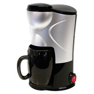 Single serverar kaffe
